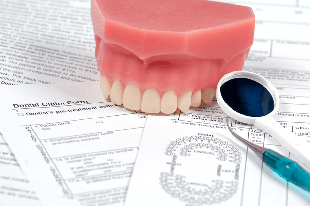 what is a dental insurance claim